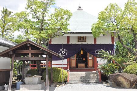 菩提寺「慶福寺」