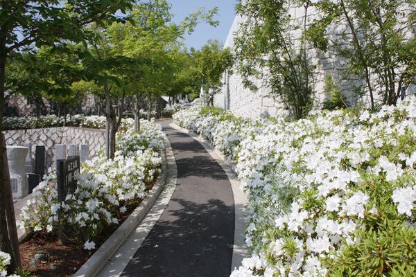 大阪府認可の南大阪霊園