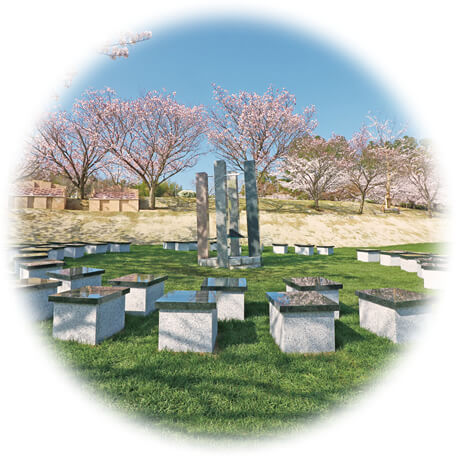 自然葬 HIBIKI -ひびき-